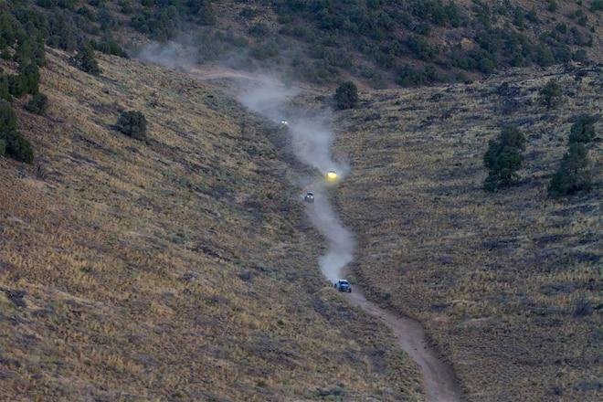 Racing The Long Way To Reno