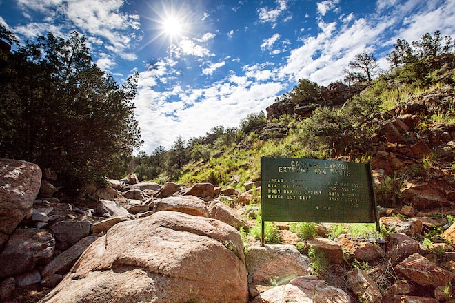 Truth in Advertising: Carnage Canyon Lives Up to Name