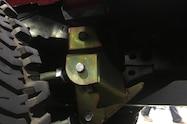 metal cloak lift kit bracket