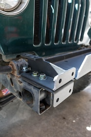 017 jeep wrangler tj rough country winch bumper