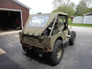 016 1946 willys cj2a kubota diesel