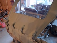 015 1946 willys cj2a kubota diesel