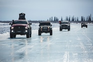 AEV Trucks Ice Road 11