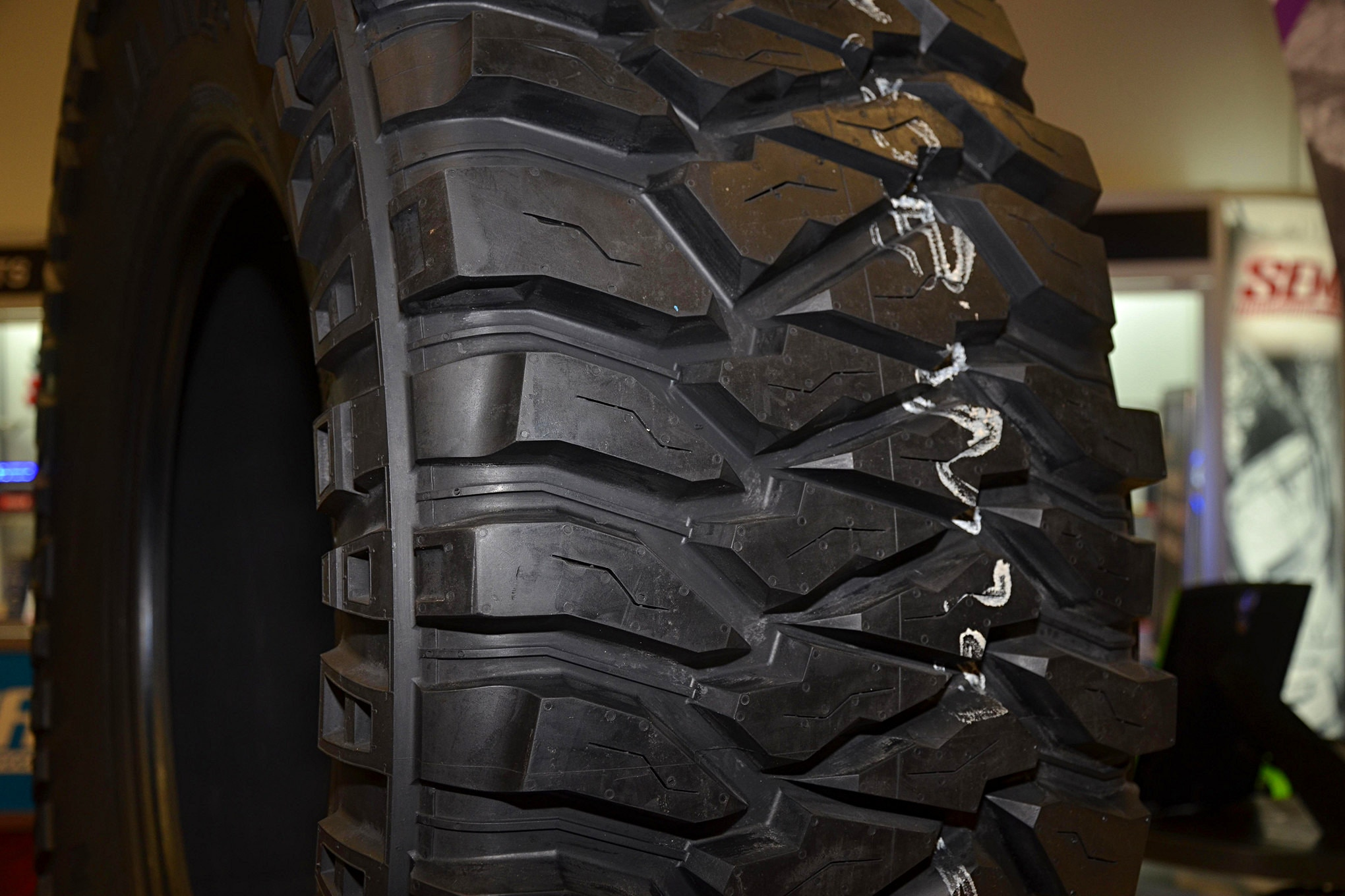 Sema 2016 New tires we saw at the show