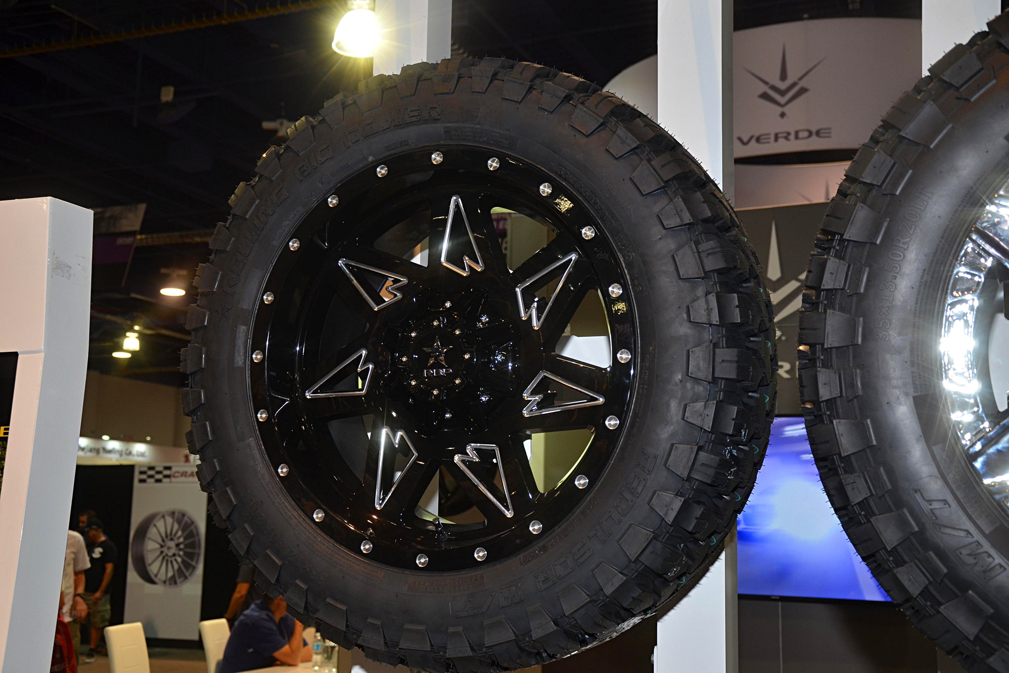 Sema 2016 New tires we saw at the show6