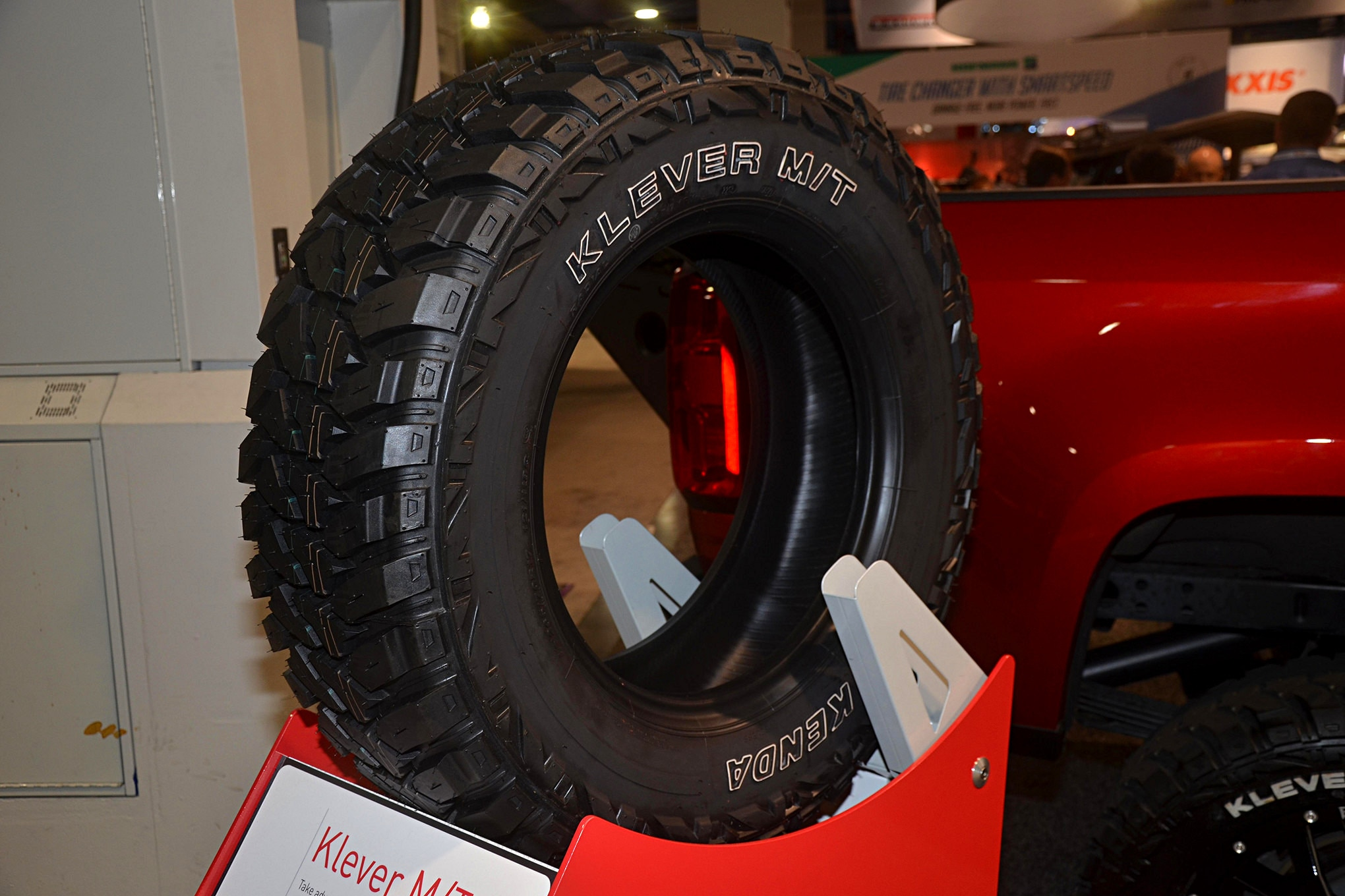 Sema 2016 New tires we saw at the show8