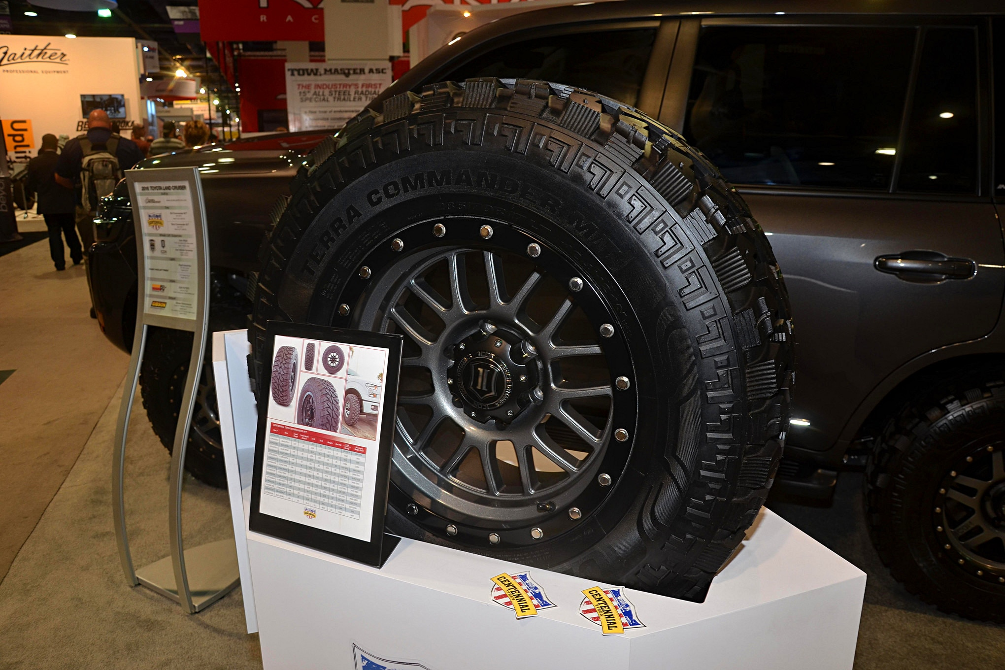 Sema 2016 New tires we saw at the show11