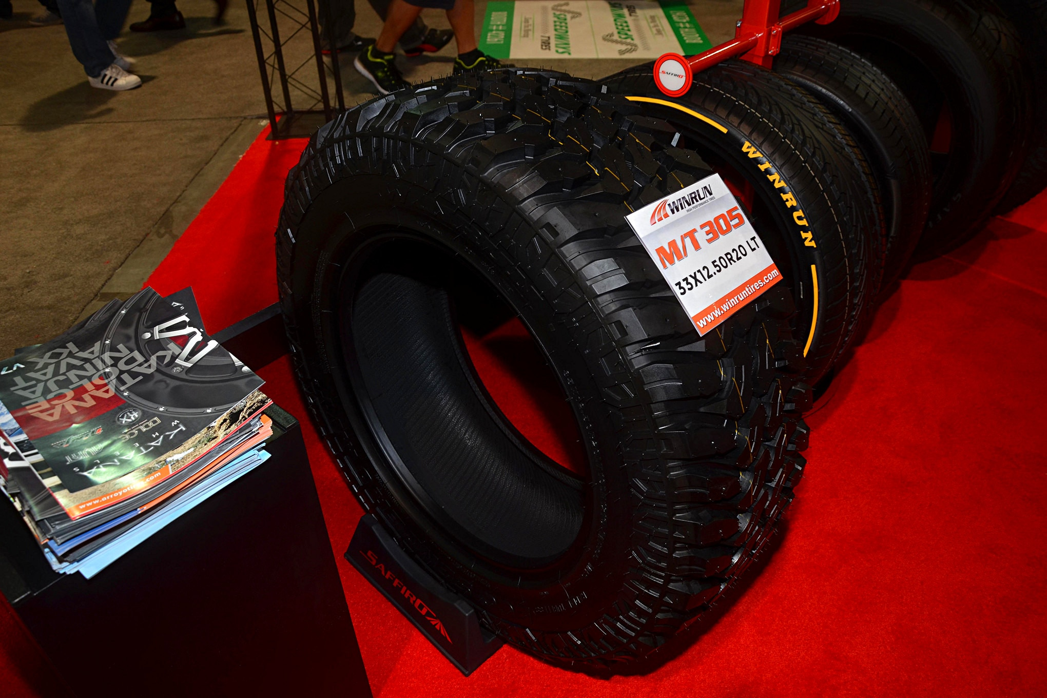 Sema 2016 New tires we saw at the show13