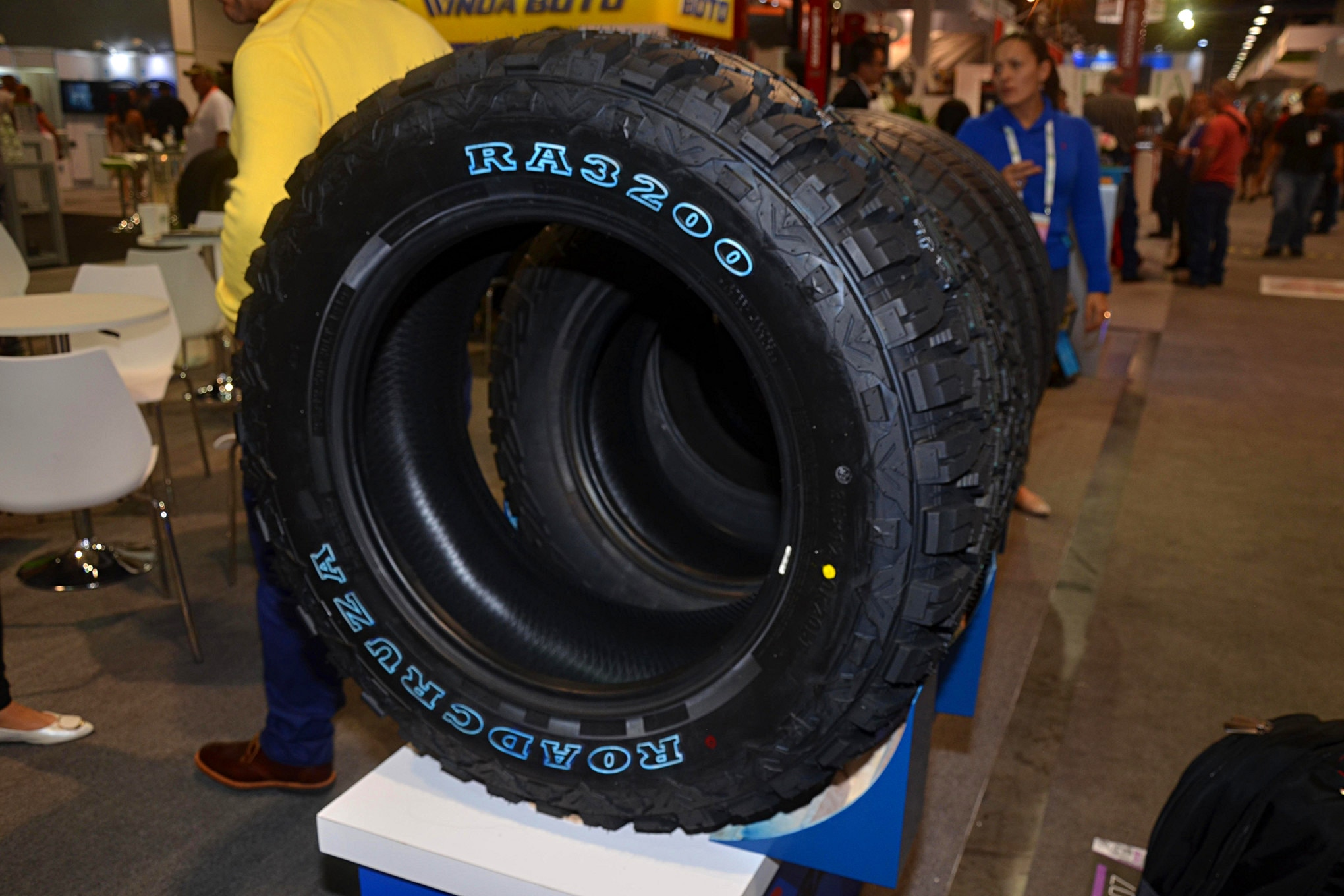 Sema 2016 New tires we saw at the show45
