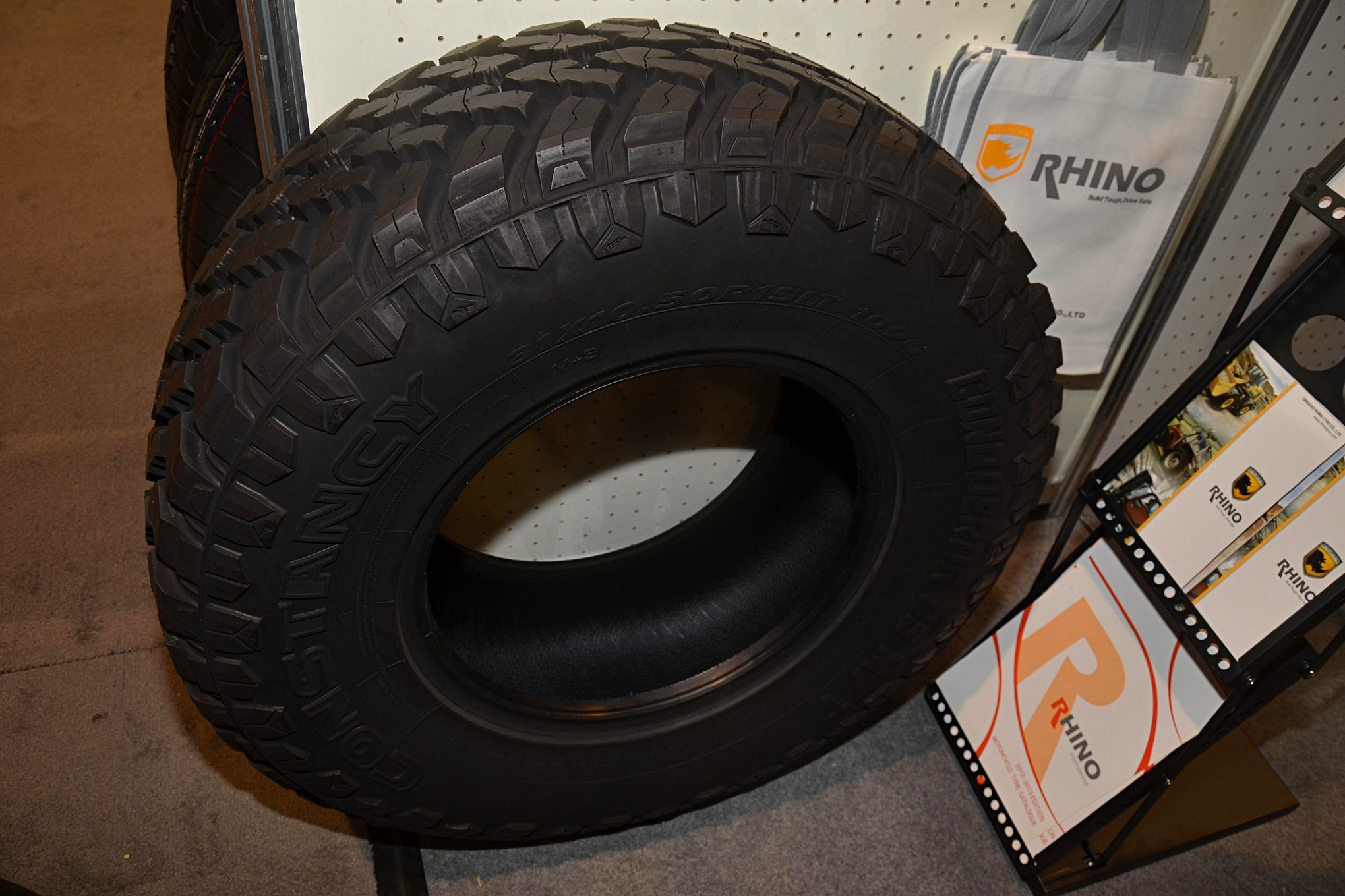 Sema 2016 New tires we saw at the show49