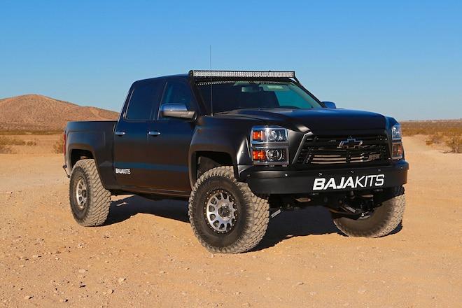 2014 Chevrolet Silverado Reaper: Raptor Harvester