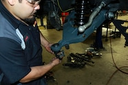 toyota tundra pro comp bilstein wheel parts r1 lower prep install close up.JPG