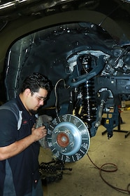 toyota tundra pro comp bilstein wheel parts r1 brakes install close up.JPG