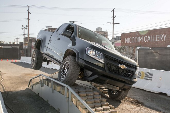 Video: The Making of the Chevy Colorado ZR2 Temporary Proving Grounds