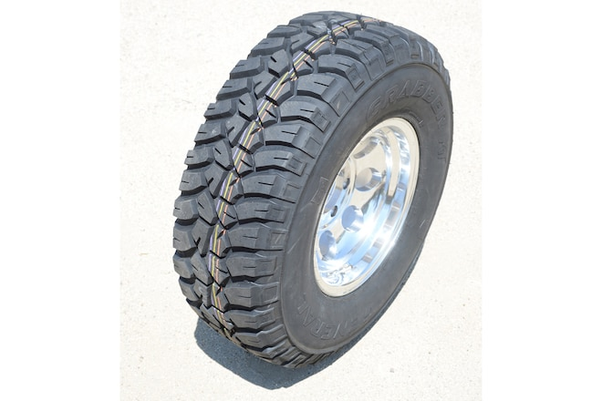 General Grabber MT Tire Test Review