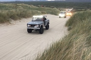 dunes bronco lights Night