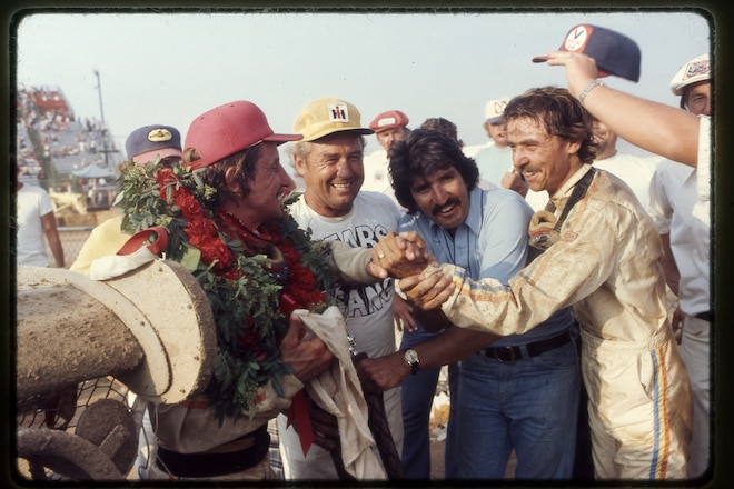 Rick Mears: The Greatest Off-Road Driver? Hourglass