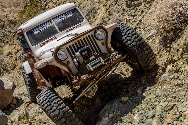 Wicked Willys Project Finale: Electrics; EFI, Driveshafts, and Exhaust