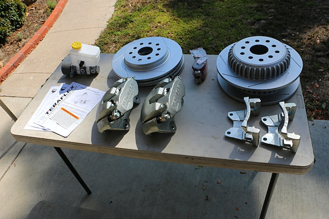 Jeep JK Stopping Power Upgrade
