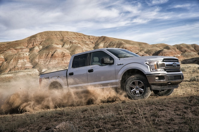 Insider: 2018 Ford F-150 Diesel Engine Belongs to Lion Family
