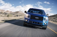 2018 ford f 150 xlt sport front
