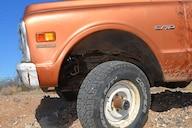 Junkyard Chevy 4x4 Power Steering