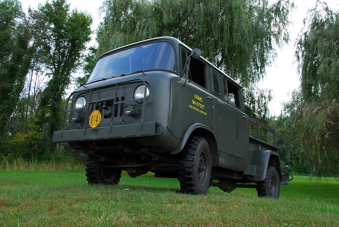 1964 Jeep M-677: The Marines Needed A Few Good Jeeps- And Got One