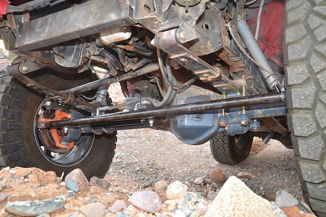 Building a Custom Tie Rod & Drag Link