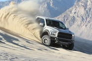 2017 ford f 150 raptor dune action four wheeler truck of the year