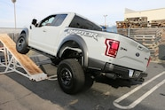 2017 ford f 150 raptor ramp test rear four wheeler truck of the year