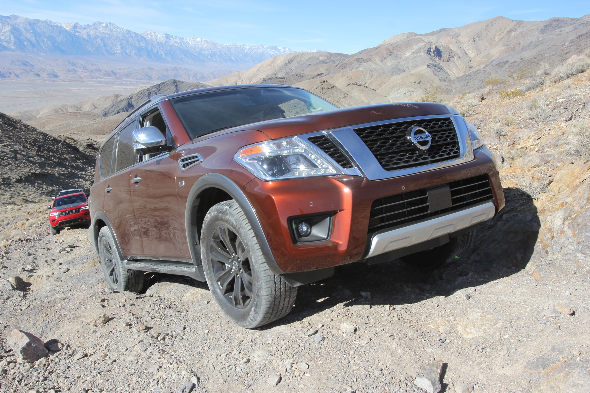 031 suv of the year