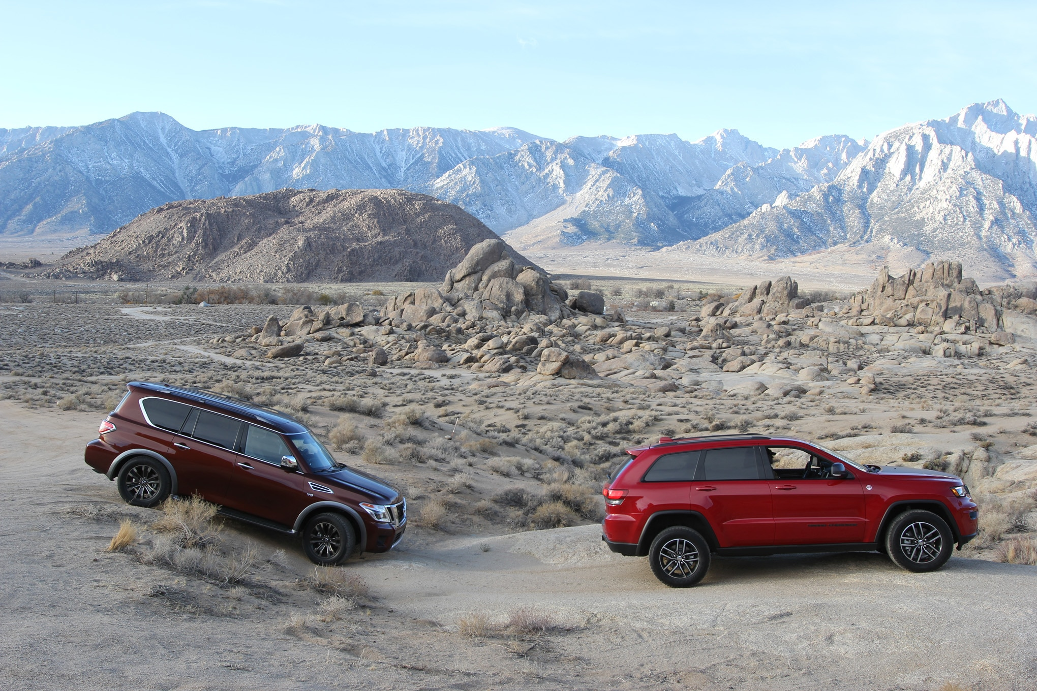 144 suv of the year