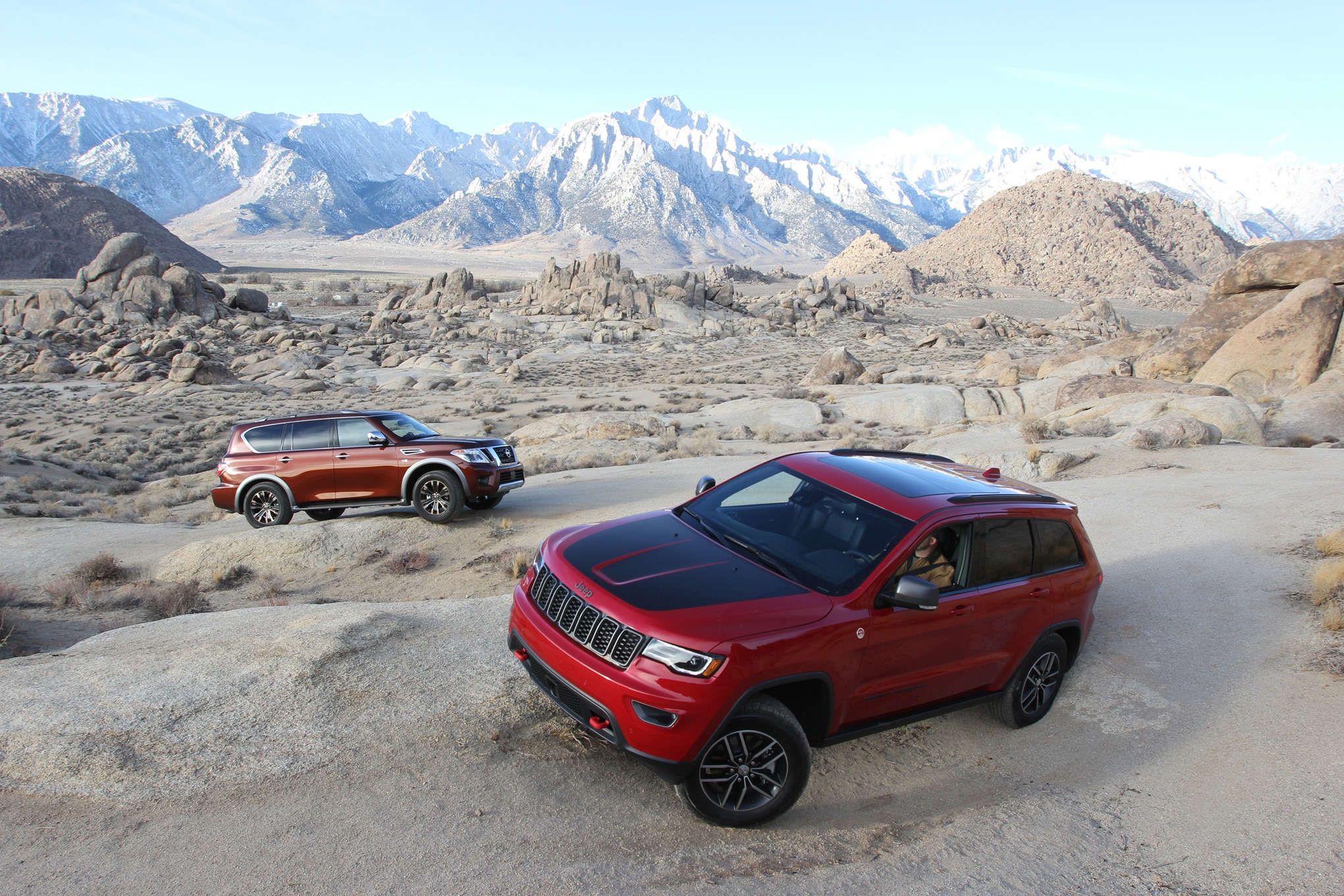 167 suv of the year