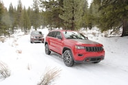 suv of the year snow