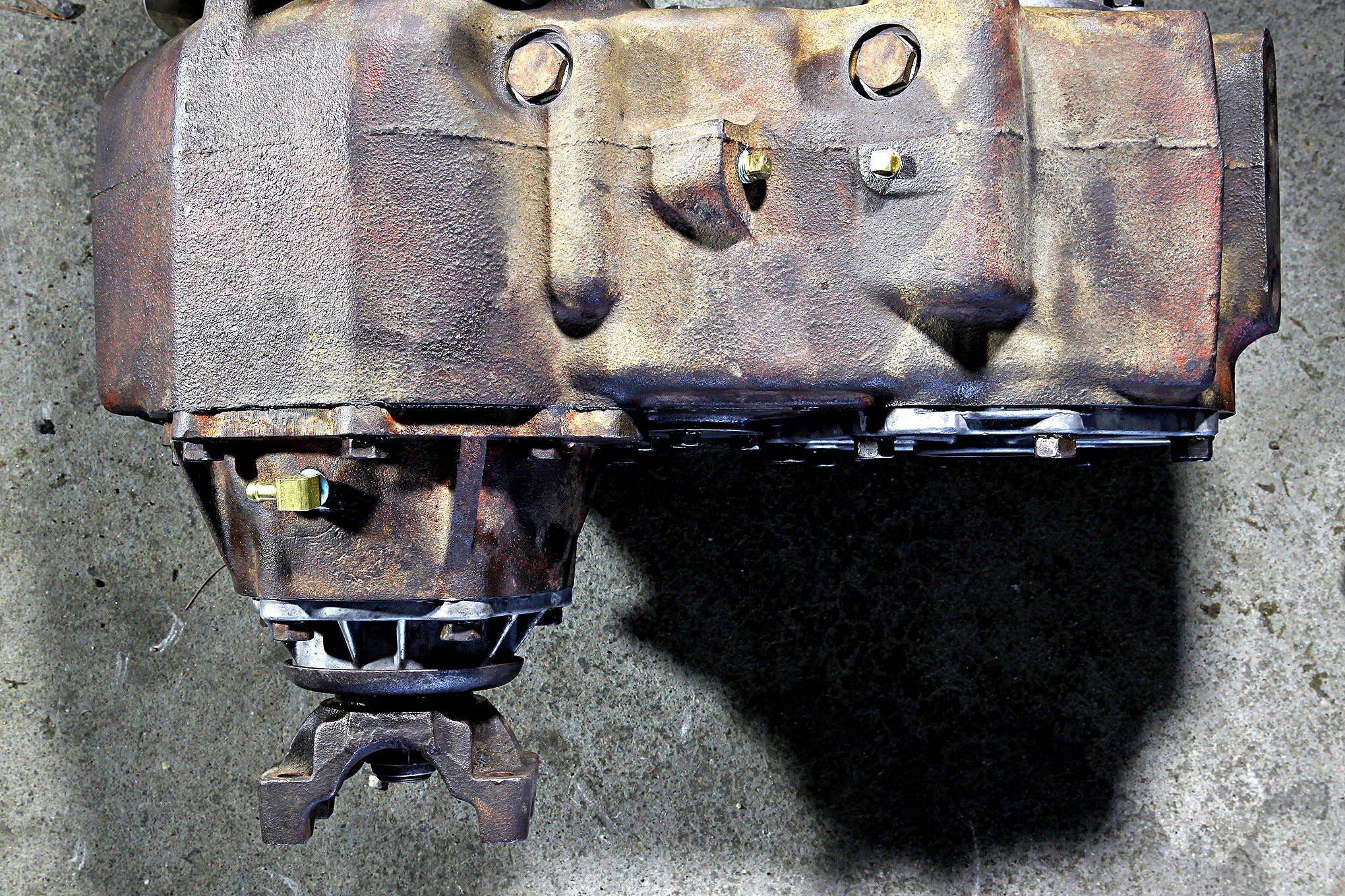 bug out blazer pt7 disassembled