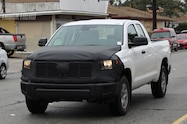 toyota tundra spied front quarter 02