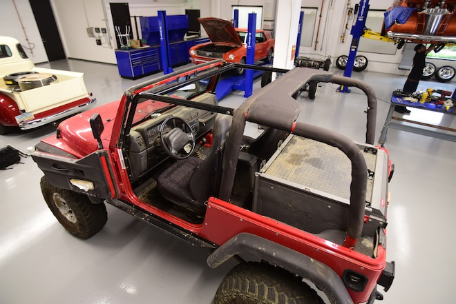 Project TJ Reboot V3: Finding The Best Soft Top For Our Jeep