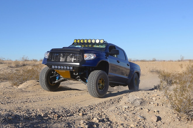 A Toyota That Follows The Evolution Of Off-Roading