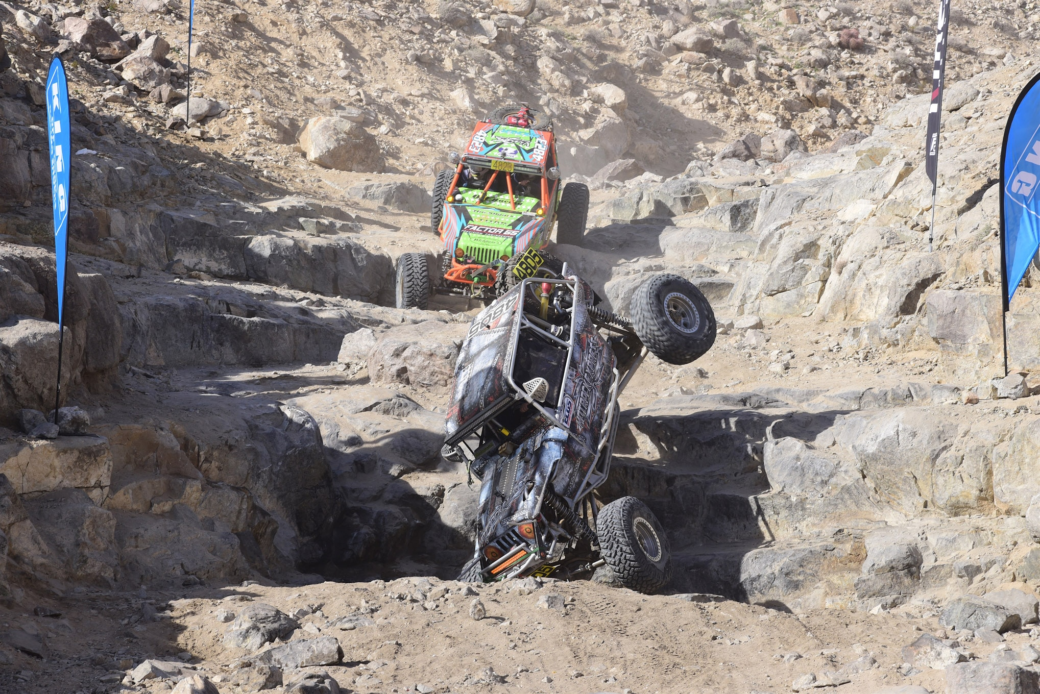052 2017 king of the hammers koh racecar action on course stuart bourdon photographer