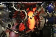 2017 ford f 150 raptor turbo glowing