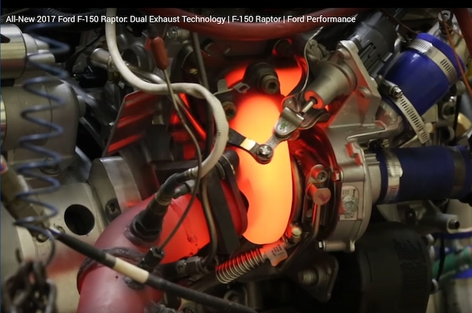 Video: Developing the 2017 Ford F-150 Raptor Exhaust System