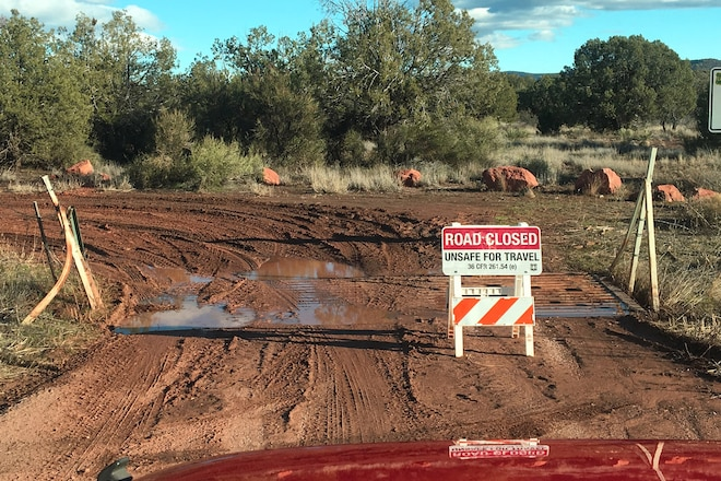 Mud Rules: When And How To Drive Through It