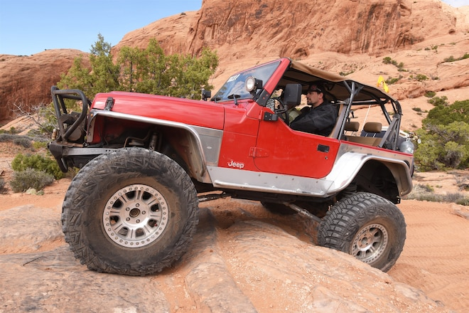 1998 Jeep TJ Home-Cooked