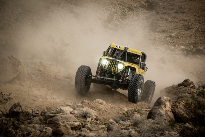 From Napkin Notes To World Phenomena: King Of The Hammers