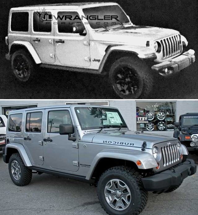 jeep wrangler jk jl comparison