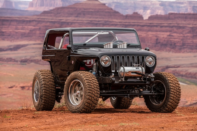 Hot Rod-Inspired Quicksand Concept At The 2017 Easter Jeep Safari: Photos, Exclusive Video, Opinions