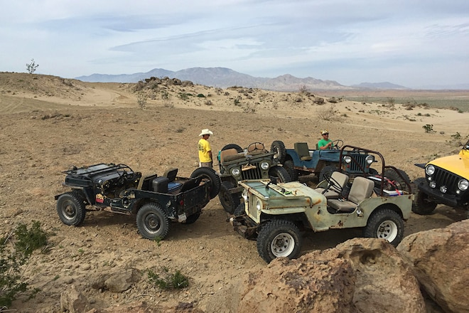 What Jeep should I fix?