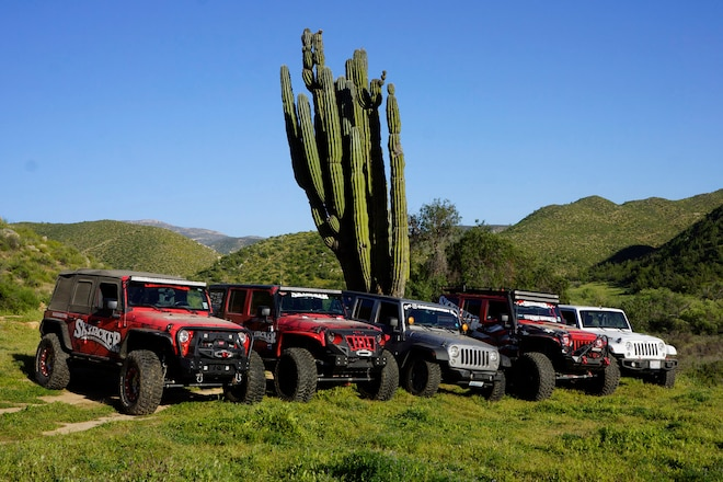 Touring Baja With An Off-Road Racing Legend