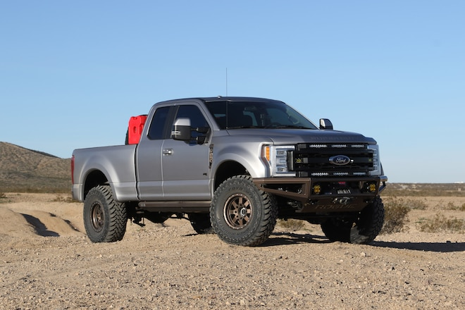 2017 Ford F-250 Smoke And Mirrors