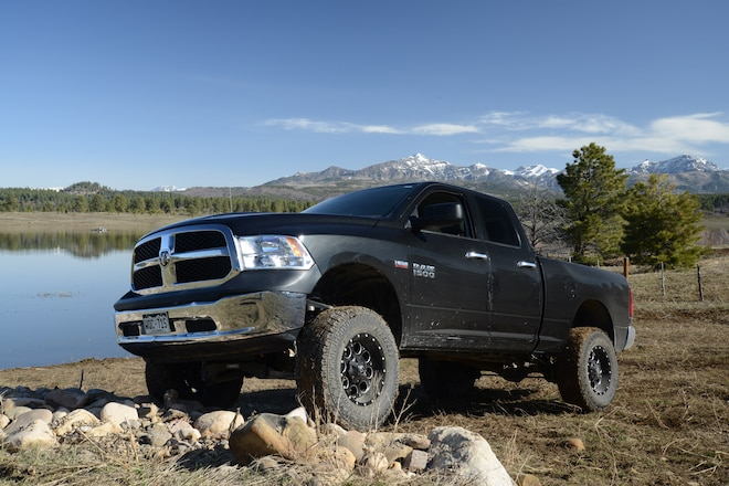 Above and Beyond: Installing Fabtech's 6-inch Performance System On A 2015 Ram 1500